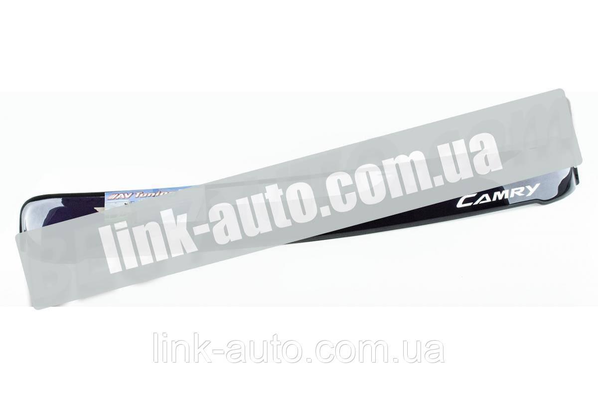 Дефлектор з/стекла Toyota Camry XV 40 2006-2011 (скотч) AV-Tuning