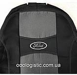 Авточохли Ford Transit 1+2,2000-2006, 2006-2013,от2013года Nika,Форд Т, фото 4