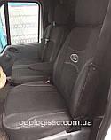 Авточохли Ford Transit 1+2,2000-2006, 2006-2013,от2013года Nika,Форд Т, фото 3