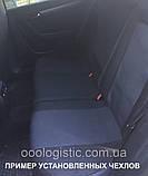 Авточехлы Ford Connect 1+1 2002-2013 Форд Коннект (standart) Nika, фото 10