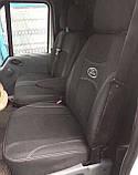Авточехлы Ника на FORD FIESTA Mk7 от 2008 з/сп 1/3 2/3;4подгол;airbag Nika, фото 5