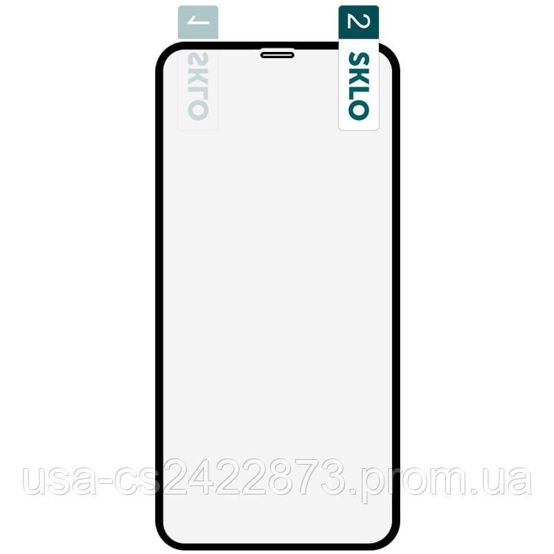 "Гибкое защитное стекло SKLO Nano  для Apple iPhone 11 / XR (6.1"")"