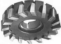 Фреза торцевая ф 125 мм z=8 с мех. креплением под  пластину 05114-120408 пос.40