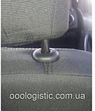 Авточехлы Nika на Citroen C-Elysee 2012> цельная и раздельная,Ситроен Элизе от 2012 года, фото 6