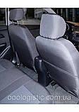 Авточехлы Ника на Citroen Nemo от 2008 года- (з/сп. раздельная и цельная ) Nik, фото 7