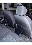 Авточехлы Citroen Jamper I,1+2 1994-2006 Nika Ситроен Жампер 1, фото 8
