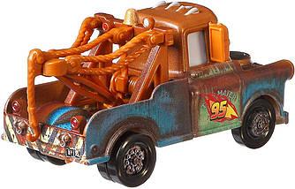Тачки 2: Mэтр съел васаби (Wasabi Mouth Mater) Disney Pixar Cars от Mattel, фото 3