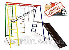 Детский спортивный уголок Дисней Плюс размером170*140*170см(ДхШхВ) ( спортивний куточок )