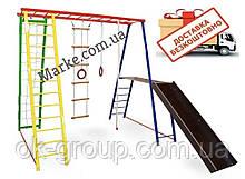 Детский спортивный комплекс Дисней Плюс размером200+40*150*200см(ДхШхВ) ( спортивний комплекс )