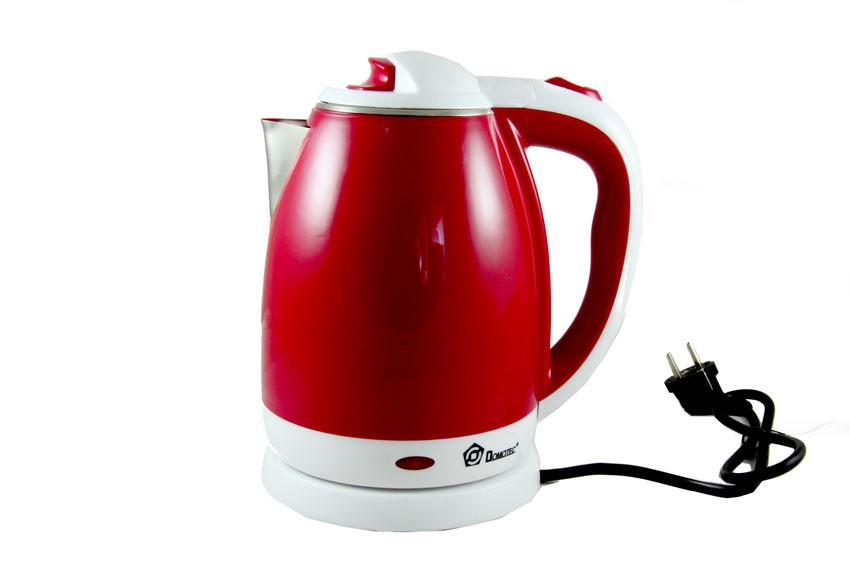 Чайник Domotec MS 5023 Красный 1.8 литра