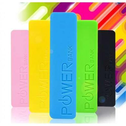 Портативное зарядное устройство Power bank Jam mini 2600 mAh