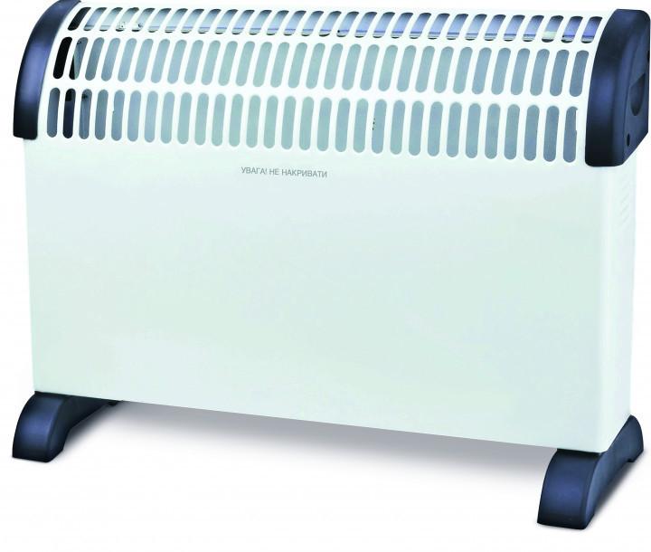 Конвектор электрический CrownBerg CH2000 Pro, 2000 Вт, белый