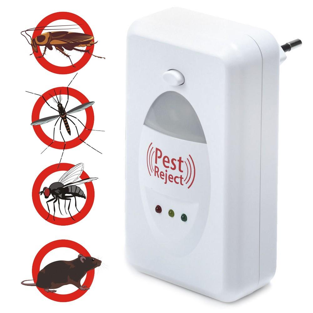 Электромагнитный отпугиватель насекомых Pest Reject, ультразвуковой