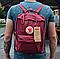 Шведский рюкзак Fjallraven Kanken™ Classic 16л, унисекс, разные цвета, фото 4