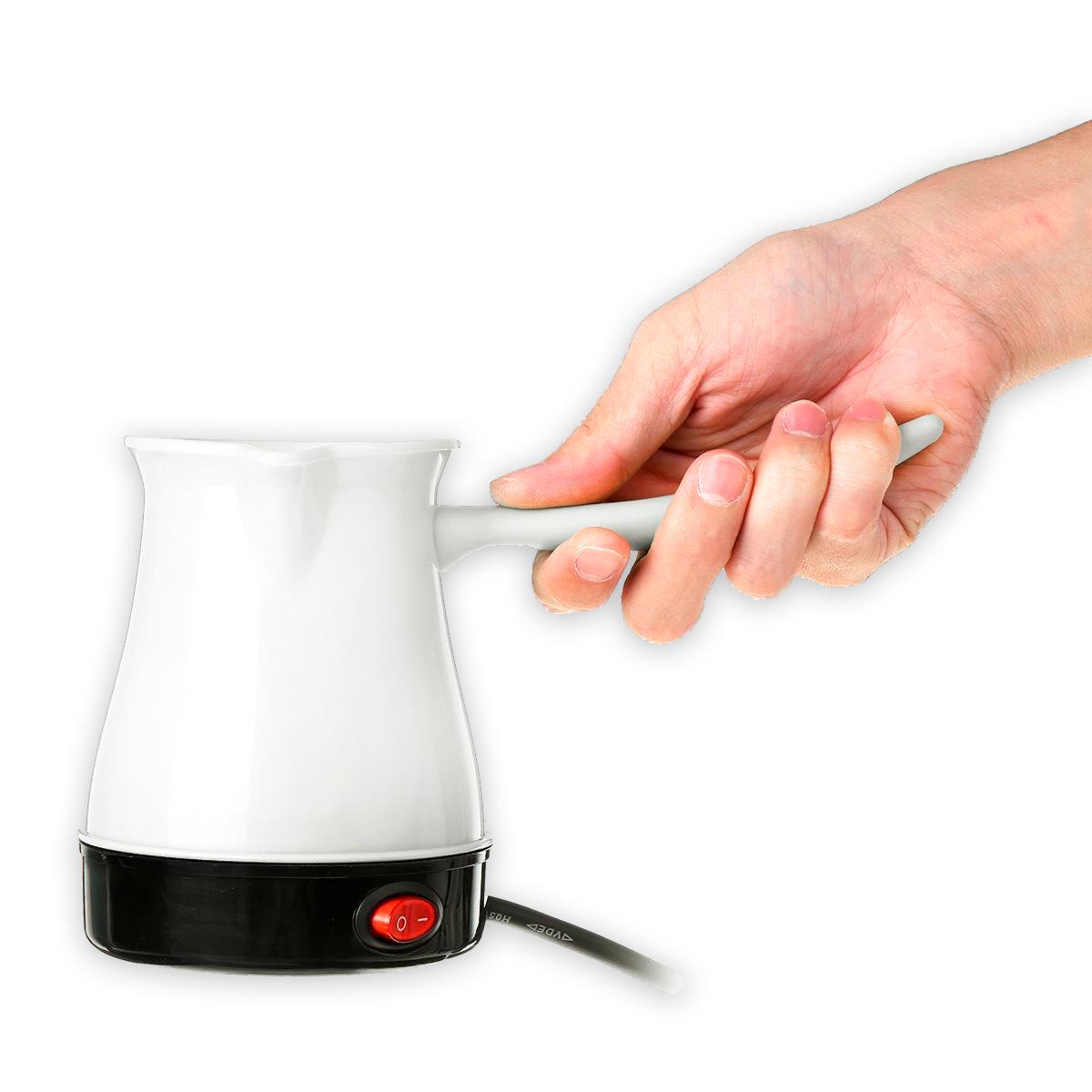 Турка- кофеварка электро Marado MA-1626, 600 Вт, 2 цвета