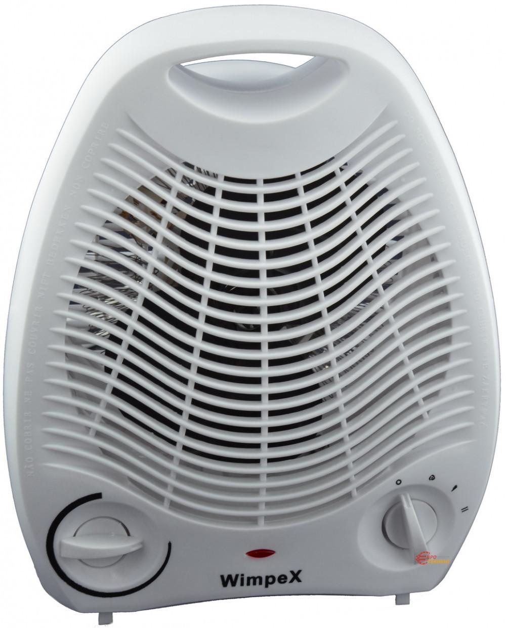 Тепловентилятор Wimpex WX-424. Обогреватель Hot fan wx 424