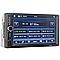 Универсальная автомагнитола 2 Din сенсорная, Bluetooth AMP 7018B, пульт в комплекте, фото 7