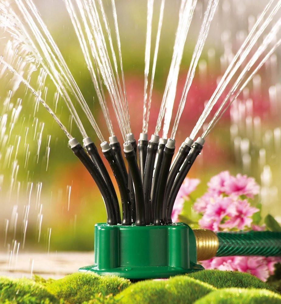 Умная система полива Fresh Garden, спринклерный ороситель 360 градусов