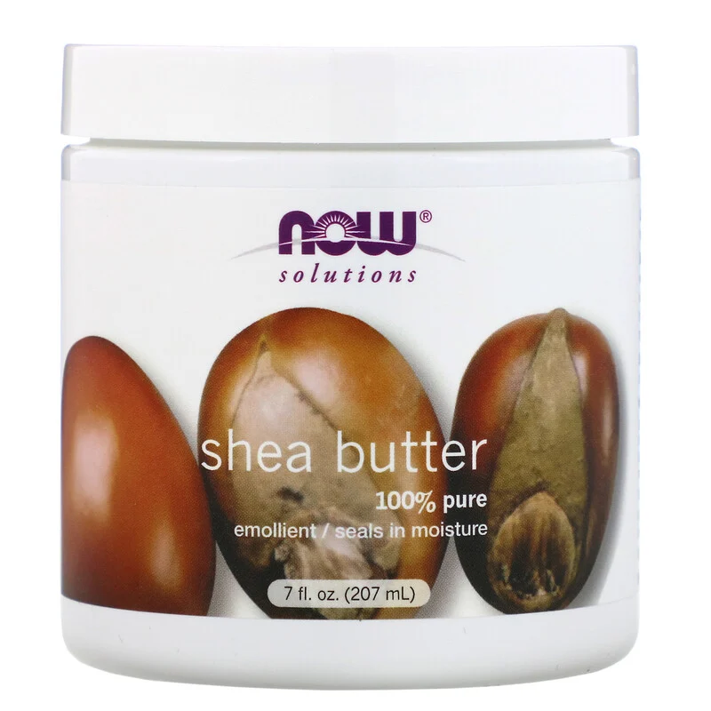 Shea Butter Now Foods Solutions 207 мл