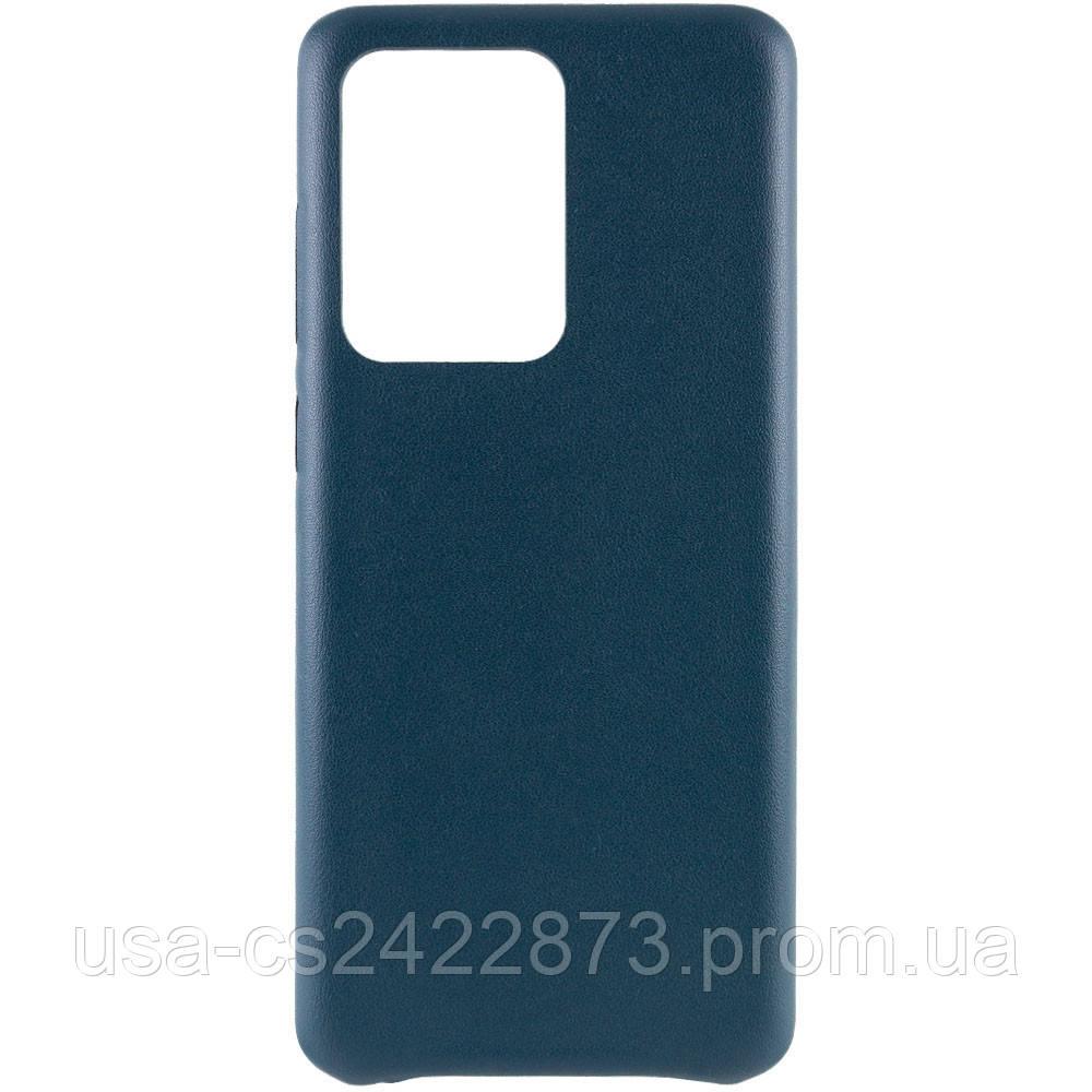 Кожаный чехол AHIMSA PU Leather Case (A) для Samsung Galaxy S20 Ultra