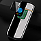 USB зажигалка спиральная LIGHTER FIRE, сенсорная, фото 3