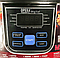 Мультиварка с функцией пароварки Opera Digital OD-166 Cooking Pro, 120 рецептов, 12 программ, 1500 Вт, серебро, фото 2
