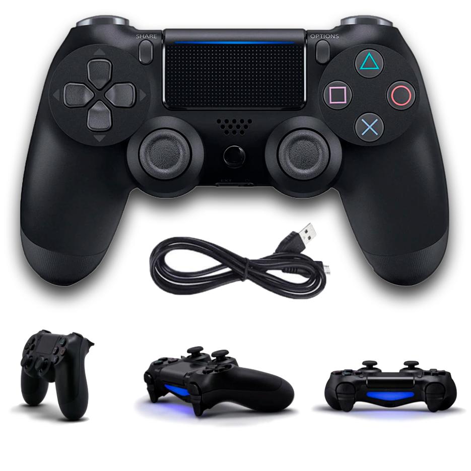 Беспроводной геймпад Bluetooth Dulashock PS4, джойстик для Sony Playstation 4