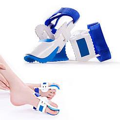 Вальгусный корректор косточки бандаж VALGUS Bunion Pro, корректор косточки ноги универсальный, белый