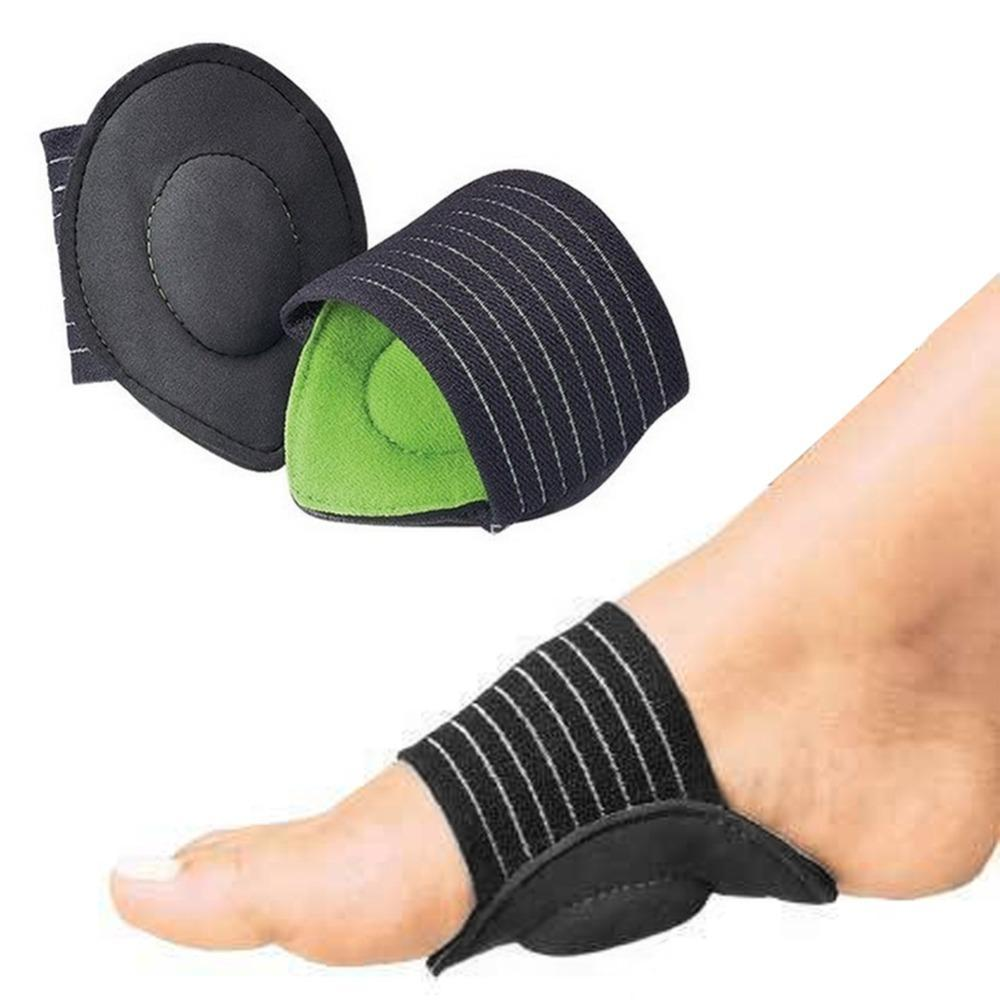 Ортопедические стельки супинатор STUTZ, профилактика плоскостопия. 2шт комплект, черные