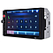 Автомагнитола 2Din сенсорная, Bluetooth AMP 7010B Slim, пульт в комплекте, фото 7