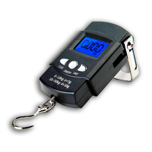 Электронные весы кантер Безмен WH A08 до 50 кг, на батарейках