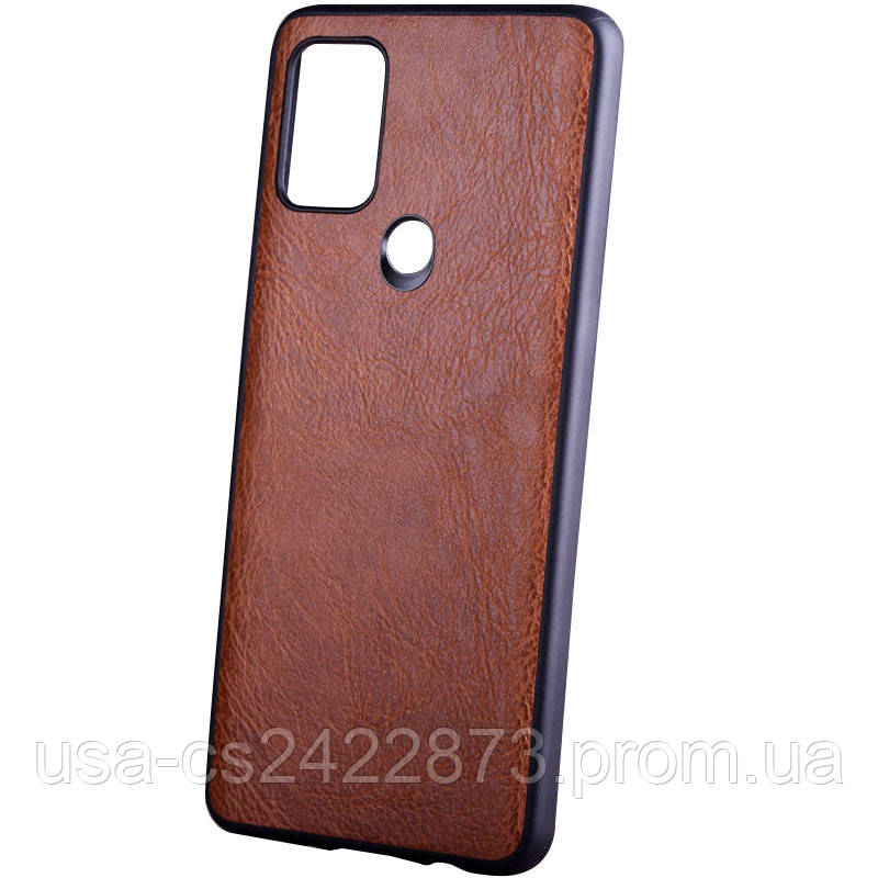 Кожаный чехол PU Retro classic для Samsung Galaxy A21s
