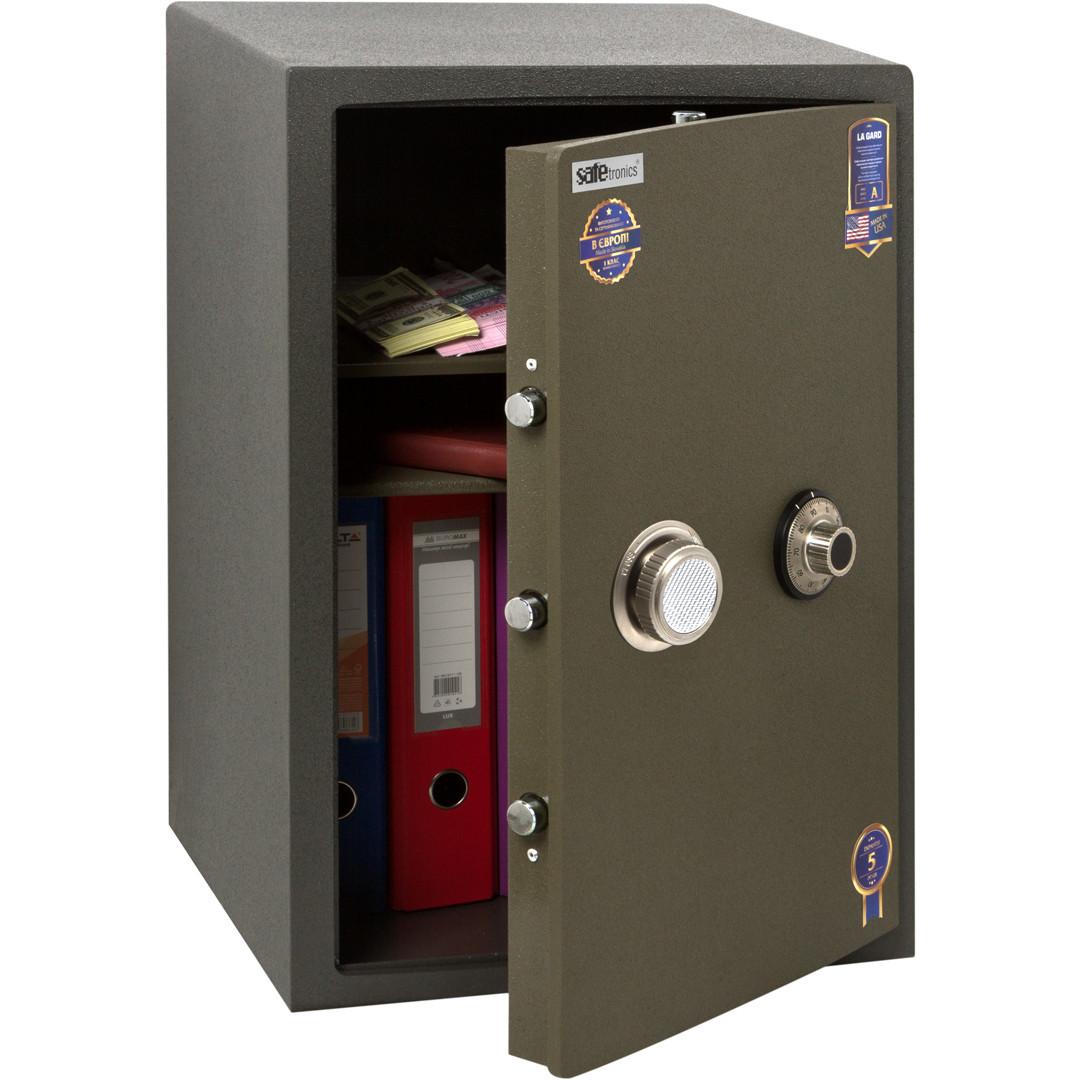 Взломостойкий сейф Safetronics NTR 61LG