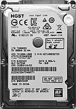 Жесткий диск HDD 1TB 7200rpm 32MB SATA III 2.5 Hitachi 7K1000-1000 HTS721010A9E630 BN045XSM