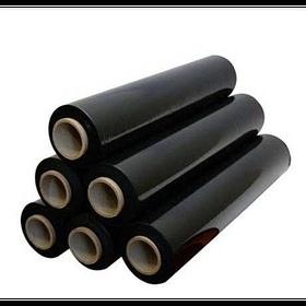 Стрейч-плівка нехарчова (чорна і біла)