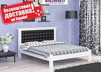 Кровать деревянная двуспальная Кира