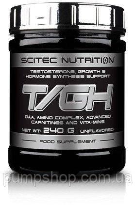 Бустер тестостерона Scitec Nutrition T/GH 240 г (уценка)
