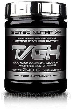 Бустер тестостерона Scitec Nutrition T/GH 240 г (уценка), фото 2