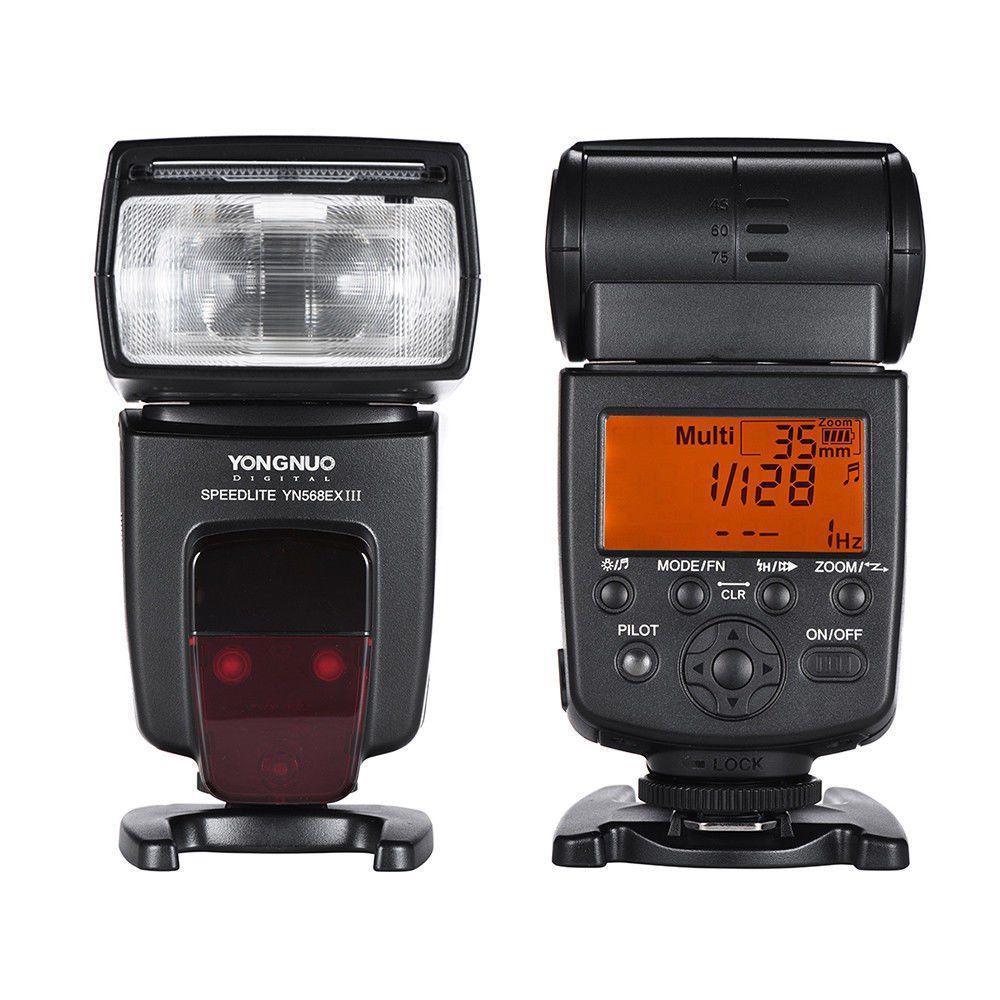 Спалах для фотоапаратів CANON - YongNuo Speedlite YN-568EX III (YN568EX III) з E-TTL