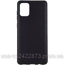 Чехол TPU Epik Black для Samsung Galaxy A71