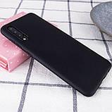 Чехол TPU Epik Black для Samsung Galaxy A50 (A505F) / A50s / A30s, фото 3