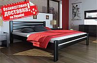 Деревянная кровать Премьера двуспальная