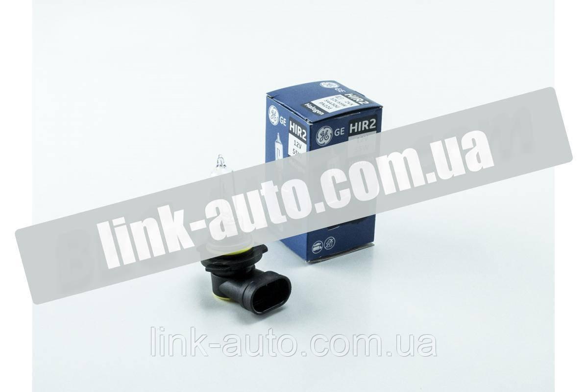 Лампа НIR2 12V 55W GE коробка