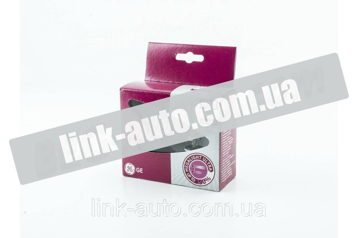 Лампа НВ3 12V 65W GE Megalight Ultra + 90% картонбокс