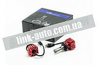 Лампа LED H7 12V-24V R2 5700K 50W CREE радіатор