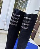 Женские зимние сапоги Respect натуральная замша цигейка 39, фото 4