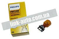 Лампа A 12V 24W PHILIPS WP3.3*14.5/4