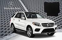 Автомобільні килимки EVA на Mercedes-Benz ML W166 2011-