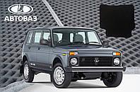 Автомобільні килимки EVA на ВАЗ LADA 2190 Granta 2012-, фото 1
