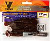 Силиконовая съедобная приманка Tube Worm (Червь), TBR-012, цвет 010